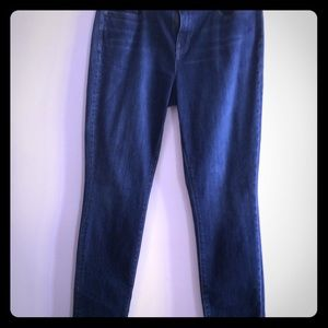 Vince skinny jeans. Excellent condition